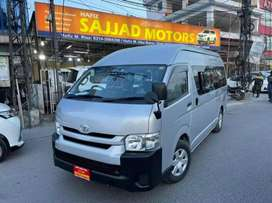 Toyota Hiace 223 Total Genuine 14 Seater Verifiable