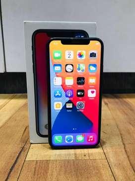 iphone X 256gb grey colour