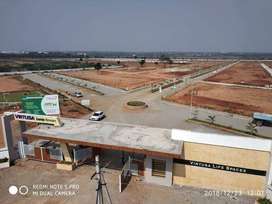 200 sqyds plot size Price is 28 lakhs at shadnagar with HMDA Approved