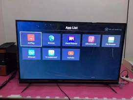 New 32inch Smart Ledtv Imported Big Spkrs 42inchSmart-115OORs New