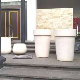 Pot Teraso Untuk Perkantoran T100cm