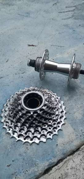 free hub bearing