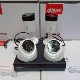 CCTV 4 KAMERA MURAH GARANSI 1 TAHUN