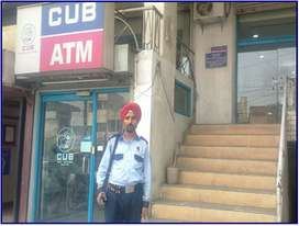 Urgently Required Security Guard For ATM