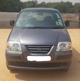 Hyundai Santro Xing GL, 2009, Petrol