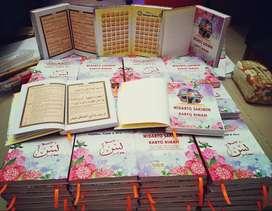 Buku Yasin Tahktim dan Tahlil Tempahan Medan