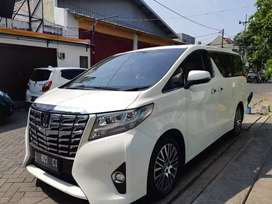 Toyota ALPHARD Type G 2016 ( Service Record ) #Bang Leo