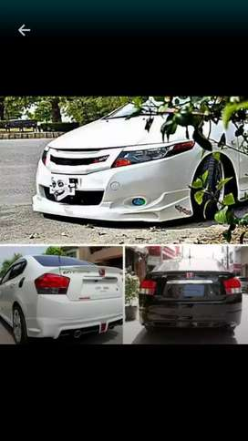 Honda city bumper