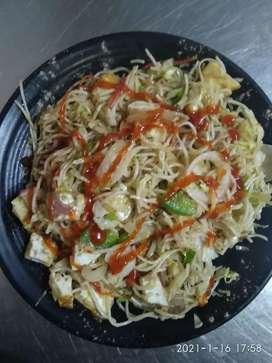 Ek cook chiye jishe Chinese banana aata ho