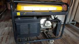 5.5 KVA Portable generator for sale