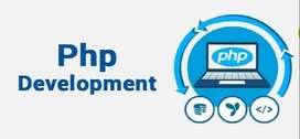 INTERN PROGRAMME IN PHP & WEB-DESIGNING