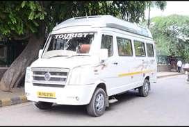 Tempo traveller pkn body