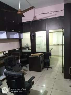 Full furnished office for sale with good rent income