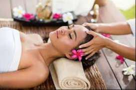 Body Spa and Saloon Requiring Female Partner or Manager