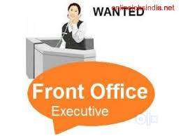 Front Office Executive/Receptionist -97I8999248 0