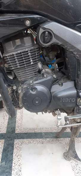 Good condition hunk with self start
