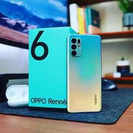 OPPO Reno 6 paling murah garansi resmi seluruh Indonesia