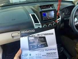Kenwood audio mobil new series**