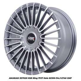 AMARASI JD7020 HSR R17X7 H8X100-114,3 ET40 GMF