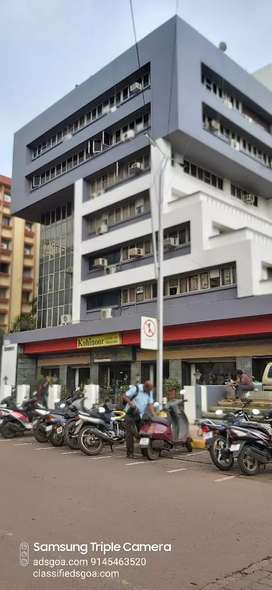 110sq.m fully furnished office in Patto Panjim