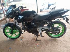 I wanna sell my bike .. Its in nice condition..
