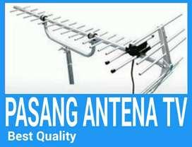 Antena TV UHF Digital - Kios Pemasangan Baru Terbaik