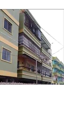 2BHK flat near Sindhwartoli Morabadi, Ranchi.