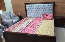Stylish modern bedroom furniture in Lahore
