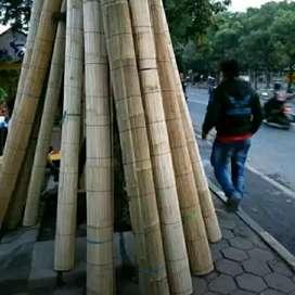 Alami tirai bambu