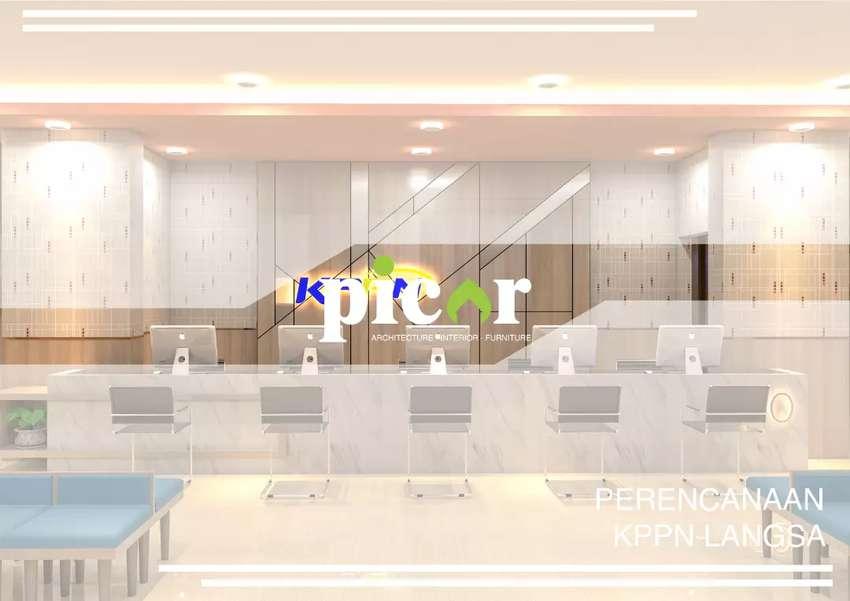 Jasa Desain Furniture Desain Interior serta Pelaksana Pekerjaan 0