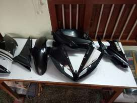 secend hand Yamaha r15 V1 body panel.