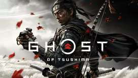GAME PS4 GHOST OF TSUSHIMA H3N 7.55