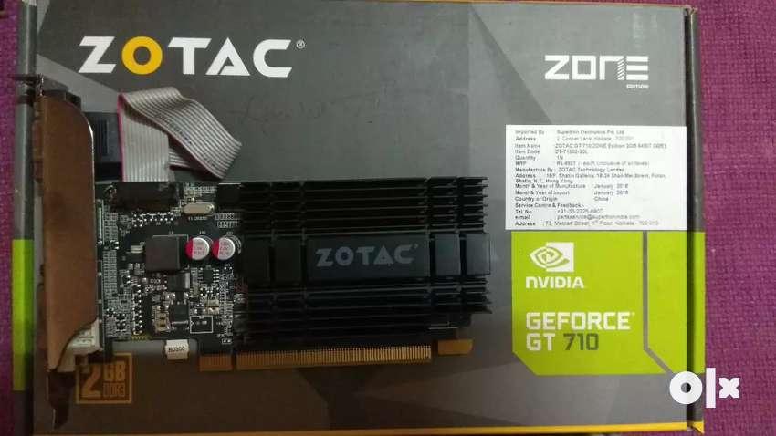Nvidia GT 720 Graphics card 0