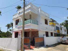 3.650 cent 1550 sqft 3 BHK brand new home Rs. 65 lakhs at Puthiyakav