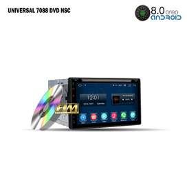 Head unit android 7088DVD (Universal) Headunit tomiko