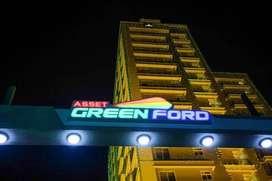2bhk semi furnished luxury flat rent in Aluva