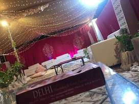Delhi Decorator & Event planner.