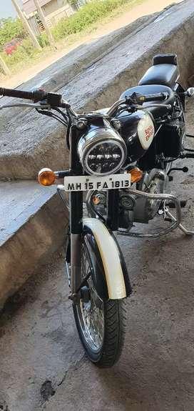 Kadak performance bullet 500 cc good conditon full company bike