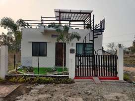 1BHK House with Swimming Pool for sale