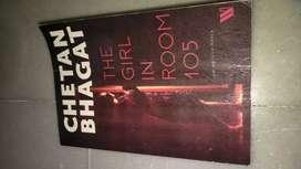 The girl in room 105 (CHETAN BHAGAT)