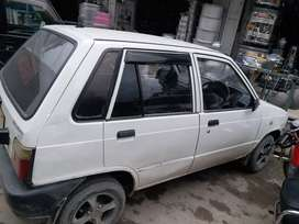 I want sell  Suzuki Mehran  vx in very good condition