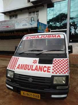 Winger ambulance