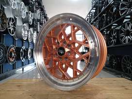 velg mobil racing R17 for livina avanza jazz xnia vios splash dll