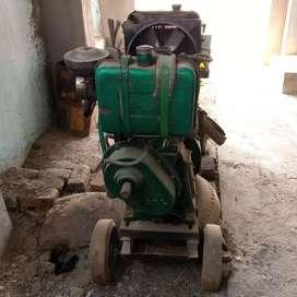 Swaraaj company Dhan kuta machine best conditi-45000/-