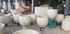 Bakul mandi putih full terasso free ongkir