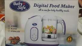 Dijual digital food maker