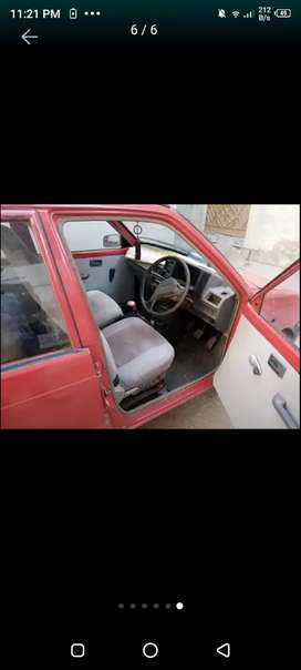 New Looking Red Mehran | No Any Issue | Eireless Locks | Extra Lights
