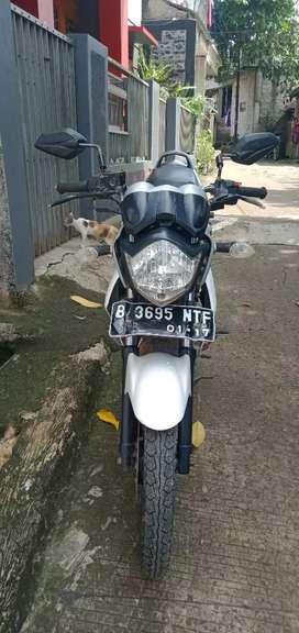 Jual/TT Yamaha Vixion surat lengkap mesin jos