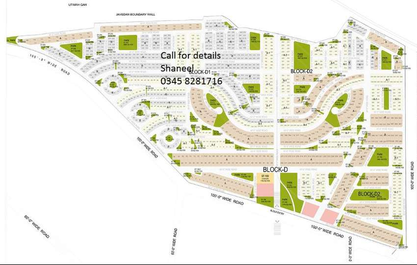 Naya Nazimabad block D 240 yards plot for sale 0