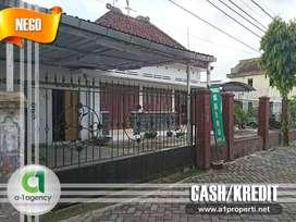 Rumah di Pusat Kota Yogyakarta Dekat Malioboro